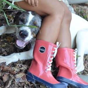 Short Wellington Boots