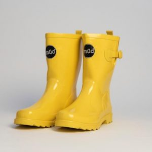 Women's Short Wellington Boots